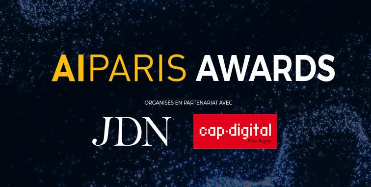 NNTO finaliste des AI PARIS AWARDS