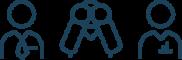 Raise from datavaloris icone des roles